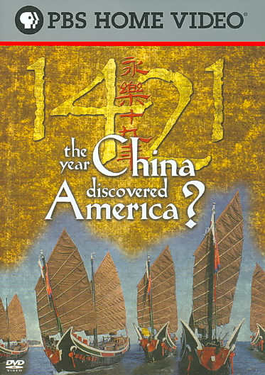 1421:YEAR CHINA DISCOVERED AMERICA BY BELLING,LARRY (DVD)